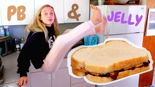 THE BEST PB&J OF ALL TIME (I'M NOT KIDDING)