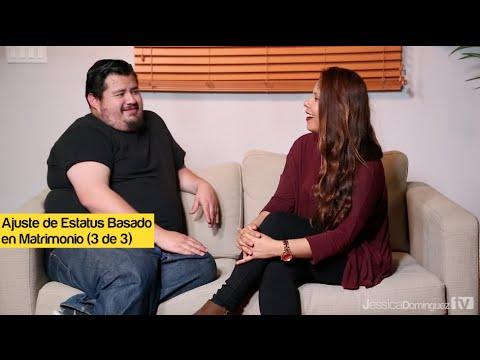 Preguntas comunes en la entrevista para el ajuste de estatus basado en matrimonio (Video 3 de 3)