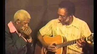 Johnny Woods & R. L. Burnside - Telephone Blues (Part 2)