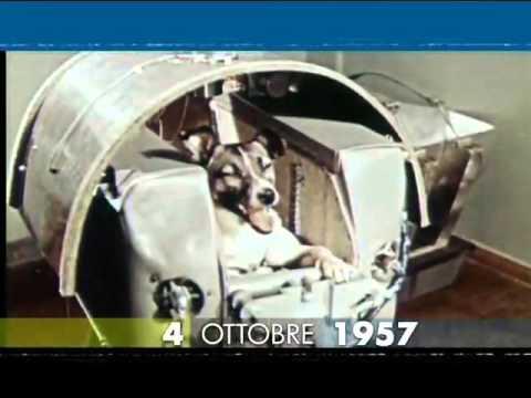 4 ottobre 1957 Laika nello spazio