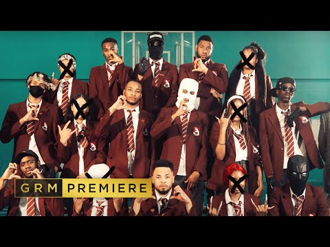 #98s Stally x Jimmy x V9 x DA x KO – Pay Attention! [Music Video] | GRM Daily