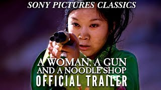 Nonton A Woman A Gun And A Noodle Shop   Official Trailer  2009  Film Subtitle Indonesia Streaming Movie Download