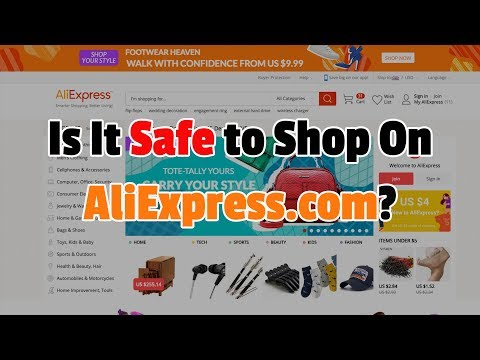 Video Is it Safe to Shop on AliExpress.com? download in MP3, 3GP, MP4, WEBM, AVI, FLV January 2017