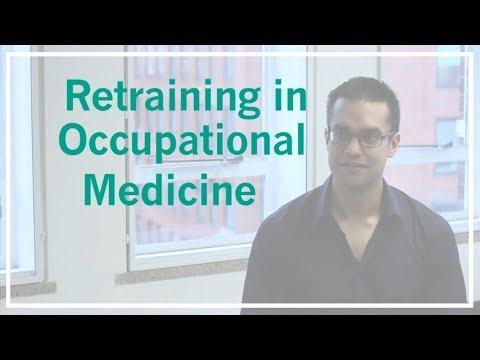 Retraining in Occupational Medicine