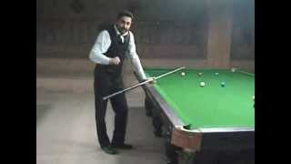 How To Play Snooker Like A Master- Urdu Version.FLV