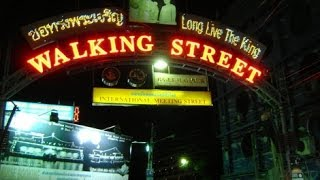 Gentlemen This is Pattaya Thailand Walking Street - Pattaya Bay
