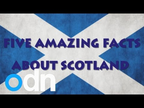 SCOTTISH - Ahead of tomorrow's vote in Scotland's referendum for independence, we look at five facts about the country. . Report by Sarah Kerr.