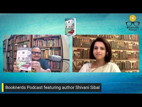 Booknerds Podcast | Equations | Shivani Sibal