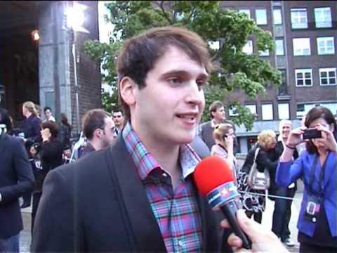 Belgium 2010: Interview with Tom Dice
