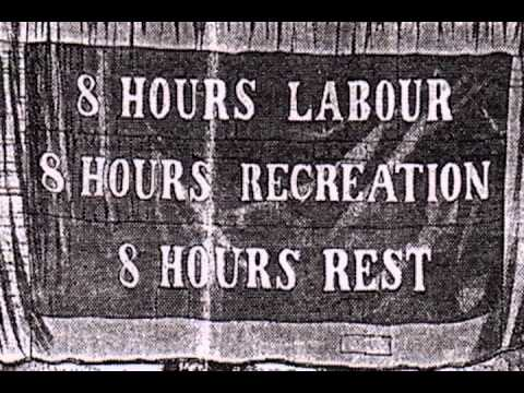 labour movement - A clip from a college project that evolved from the right to work laws in Idaho to the history of the American labor movement.