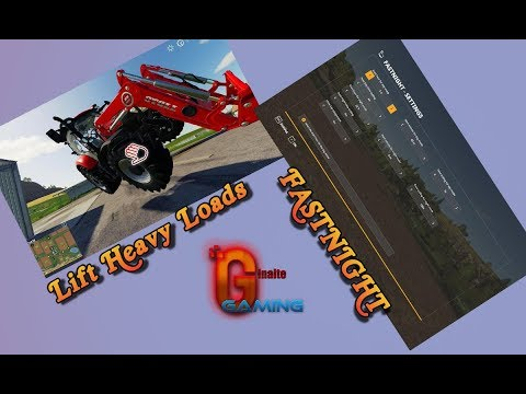 Lift Heavy Loads v1.0