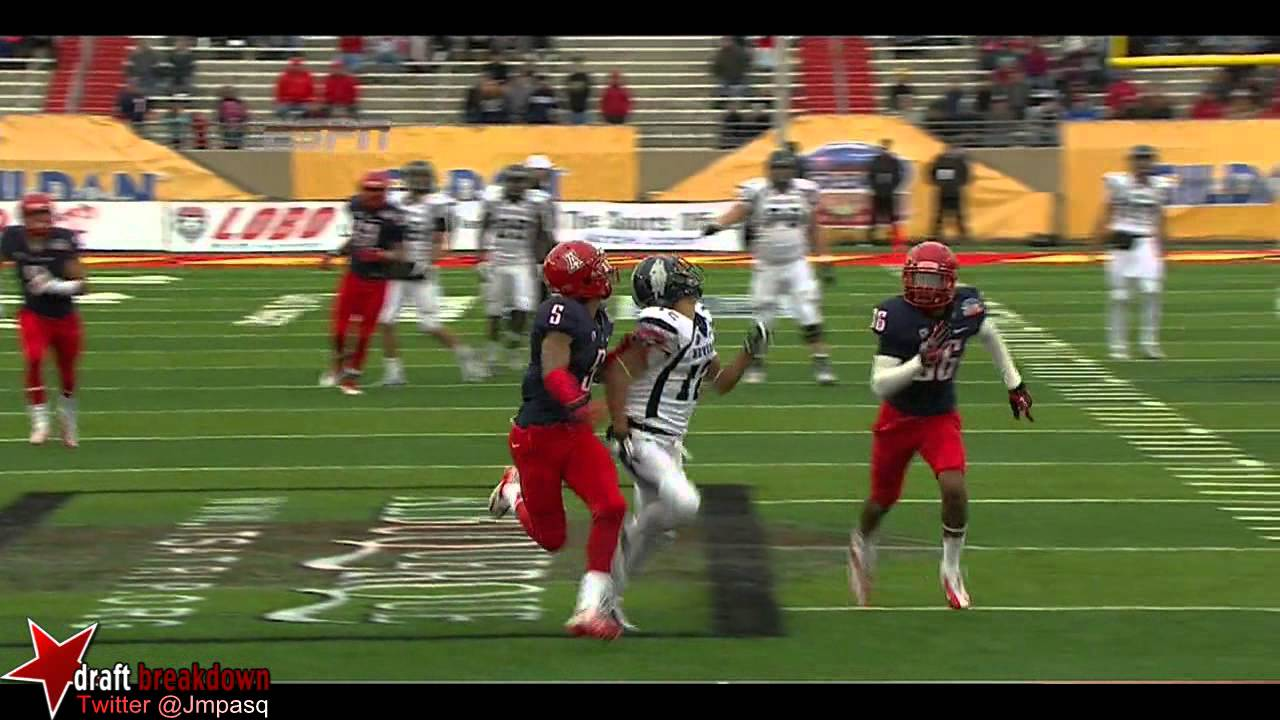 Cody Fajardo vs Arizona (2012 Bowl)