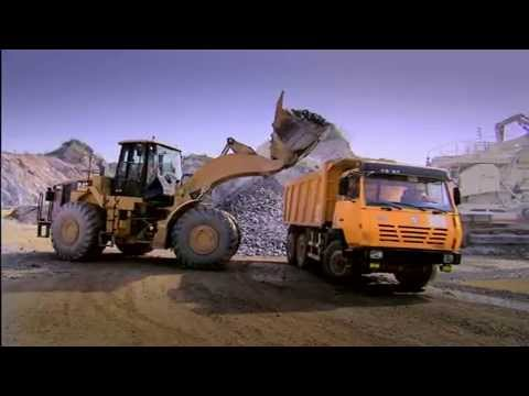 Cat Wheel Loader's 50th Birthday