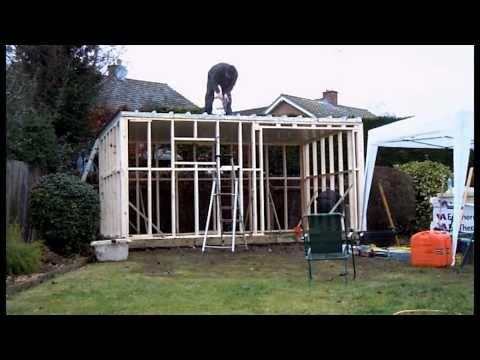 Share online how to build a portable shed foundation for Portable shed office