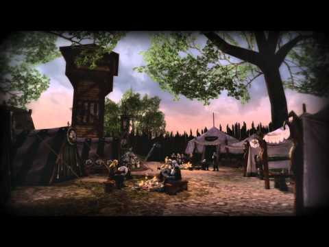 """In diesem Video über die neuen Spielinhalte von """"Reiter von Rohan™"""" erhalten ihr Infos über das neue, schnelle Kampf-System zu Pferde."""