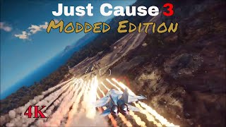 in this edition, we're checking out the Modded Dravec by Protatothis Bomber jet fires a barrage of Missiles you can easily obliterate the enemies very quickly with this plane.---make sure to check out Protato on YouTubehttps://www.youtube.com/user/Eonzenx---[NCS] All Music in the video provided by [NCS]intro - Paul Flint - Sock It To Them [NCS Release]Culture Code - Make Me Move (feat. Karra) [NCS Release]outro - Desmeon - Hellcat [NCS Release]---want to see some cool Game GIF https://gfycat.com/@charleytank---Nanos channel (Show your support by checking out their channel):https://www.youtube.com/channel/UC13x8ujr2JictFvUFITYyMA---Nanos Development blogs for the Multiplayer can also be found here:https://community.nanos.io/---Check out Gaveroid on YouTube https://www.youtube.com/user/gaveroid418 I also play on his JC3MP server http://discord.gaveroid.com come join the fun---Game Servers--------Gaveroid's JC2MP Server - jc-mp.gaveroid.com--------Gaveroid's JC3MP Server - jc3mp.gaveroid.com--------Gaveroid's Garry's Mod DarkRP Server - gmod.gaveroid.com--------Gaveroid's TeamSpeak 3 Server - teamspeak.gaveroid.com--------Gaveroid's CSGO Server - (find in server browser, search Gaveroid)---Protato (An awesome Just Cause 3 Modder!):https://www.youtube.com/user/Eonzenx---Check out Decrepit Chef on YouTubehttps://www.youtube.com/user/jasarmj7---You Do not have permission to copy any portion of any of my videos to use on your channel or any Channel Unless you are nanos framework the creators of JC3-MP Avalanche Studios or Square Enix