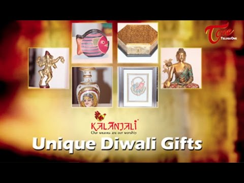 Unique Diwali Gifts || Diwali (2014) Special Programs