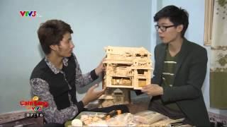 [Cafe Sáng Vtv3 HD]- Sáng Tạo Từ Cây Tre - 22-11-2014
