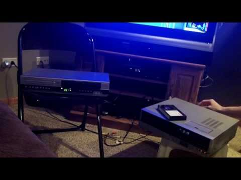 How To Transfer Beta Tapes To A VHS Tape Then To DVD