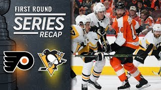 Penguins defeat Flyers in a thrilling series by NHL