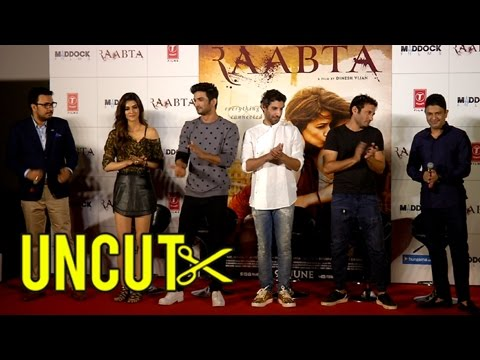 Raabta Trailer Launch FULL EVENT | Sushant Singh R