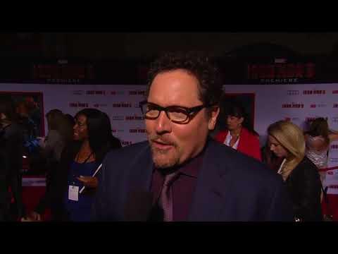 Jon Favreau - Premiere Jon Favreau (Anglais)