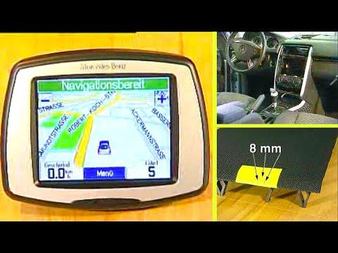 Mercedes Benz B-Klasse | Garmin Street Pilot nachrüsten