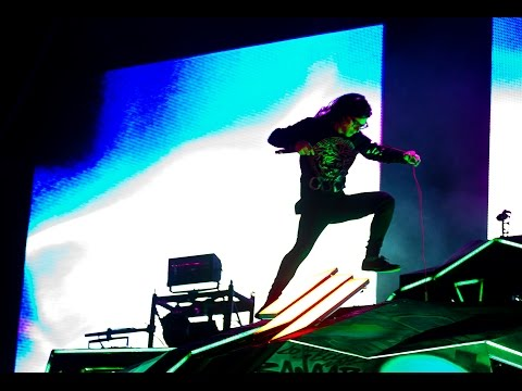 Skrillex at ACL Music Festival 2014 FULL SET HD powered by Redbull