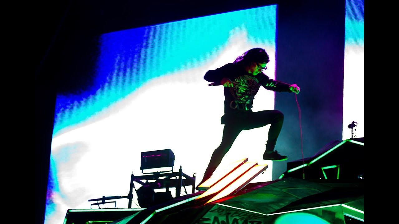 Skrillex - Live @ ACL Music Festival 2014