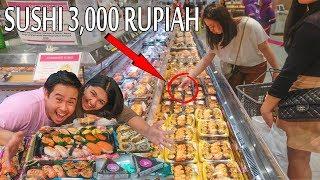 Video AEON MALL SURGANYA SUSHI?! CUMA 3000AN SUSHI NYA! MP3, 3GP, MP4, WEBM, AVI, FLV April 2019