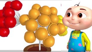 Video Learn Colours With Lollipops | Learn Colors For Children | Videos For Toddlers MP3, 3GP, MP4, WEBM, AVI, FLV Juni 2017