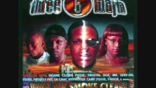 Three 6 Mafia-Barrin You Bitches