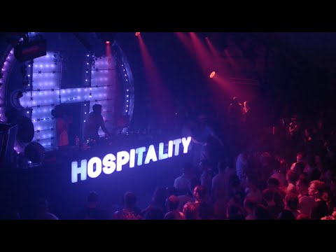 Nu:Tone (Fast Soul Music Set) & Dynamite MC @ Hospitality Midsummer BBQ - 20th June 2015 (видео)