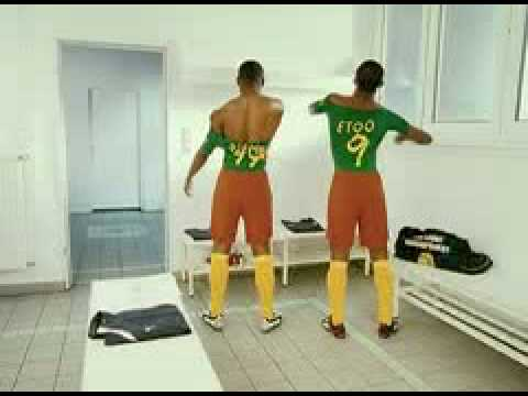 Puma Commercial 2 (with Djemba)