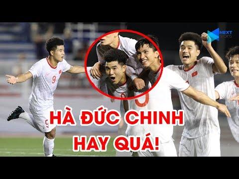 Đức Chinh tung skill điệu nghệ thử tài thủ môn Indonesia @ vcloz.com