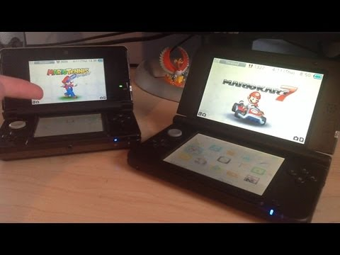 3DS - A full comparison of Nintendo 3DS and 3DS XL portable gaming systems. Don't forget to rate, comment, and subscribe!