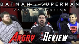 Video Batman v Superman Angry Movie Review MP3, 3GP, MP4, WEBM, AVI, FLV Juni 2018