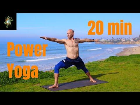 20 minute Power Yoga