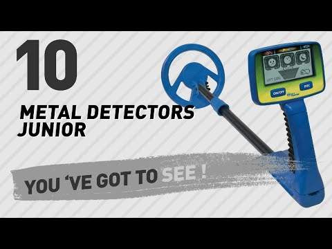Metal Detectors Junior // New & Popular 2017
