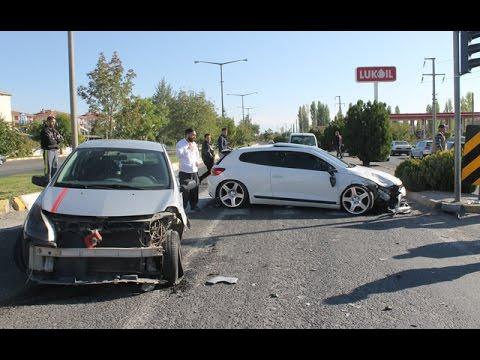 Bor'da Trafik Kazası ve Ardından Kavga