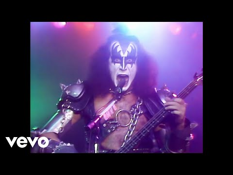 Kiss - Music video by Kiss performing I Love It Loud. (C) 1982 The Island Def Jam Music Group.