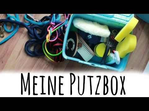Meine Putzbox + Outtakes [Vorbereitung] |horsesociety