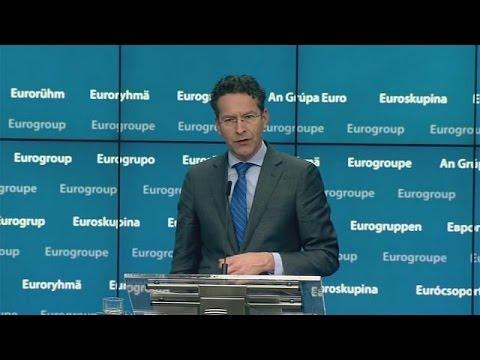 «Το ευρώ δεν καταρρέει», λένε υπουργοί οικονομικών της ευρωζώνης