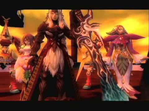 Dawn of Mana Playstation 2