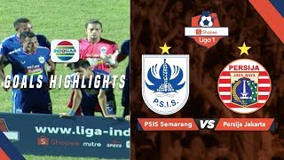 Video PSIS Semarang (2) vs Persija Jakarta (1) - Goal Highlights | Shopee Liga 1 MP3, 3GP, MP4, WEBM, AVI, FLV Mei 2019