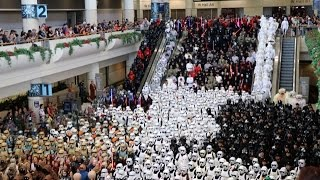 Star Wars Celebration Orlando 2017 Day 3: Fan Groups, Cosplay Contest, 501st Bash & More!