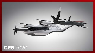 Hyundai's 200mph flying Uber concept by Roadshow