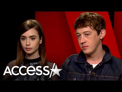 Lily Collins Talks Her Dramatic Weight Loss For 'To The Bone'