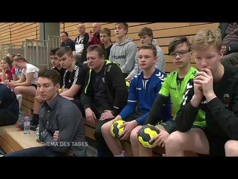 Übergabe Horst-Korber-Sportzentrum / Thema des Tages