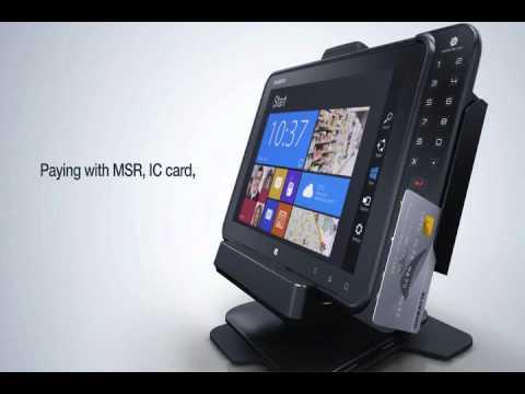 [Enterprise Tablet Computer] Bluebird ET100 Introduction